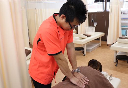 遠賀郡にあるハート鍼灸整骨院の岡垣院はすぐに効果がわかる即効性