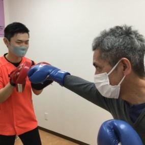 ボクシングレッスン!!